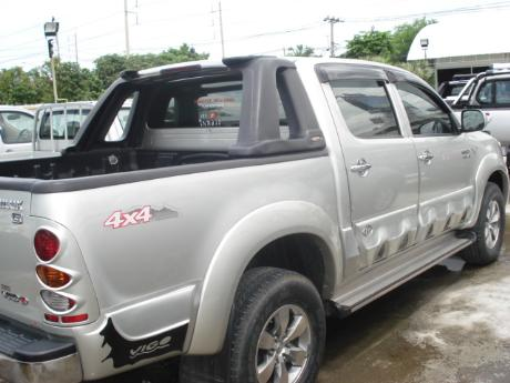 used Toyota Hilux VigoDouble Cab 4x4 G at Thailand's top and Singapore's best Toyota new and used Hilux Vigo dealer Jim Autos Thailand