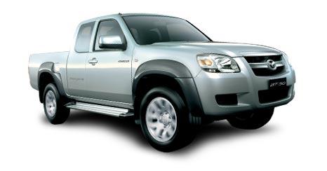 mazda bt50 complete - singapore car exporter importer