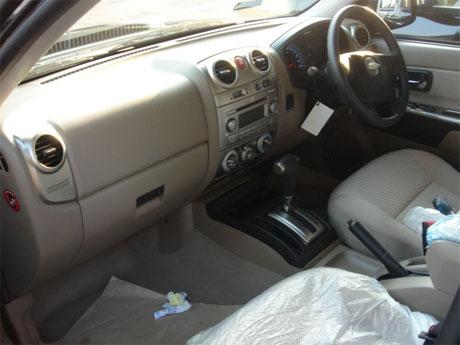 Chevy Colorado 2008 interior - Get your Chevy now at Jim Autos Thailand and Jim 4x4 Thailand
