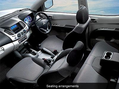 Mitsubishi Tri
