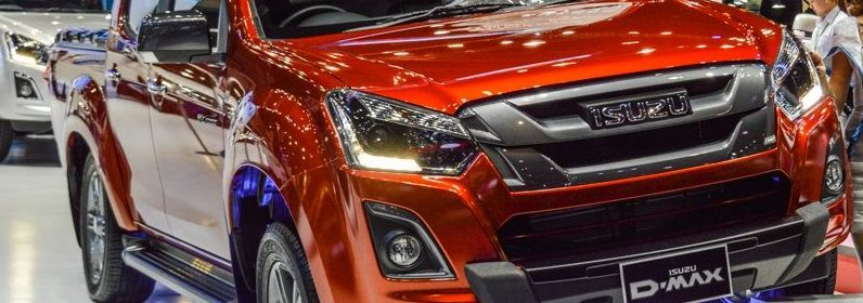 2016-Isuzu-D-Max-V-Cross-Limited-front