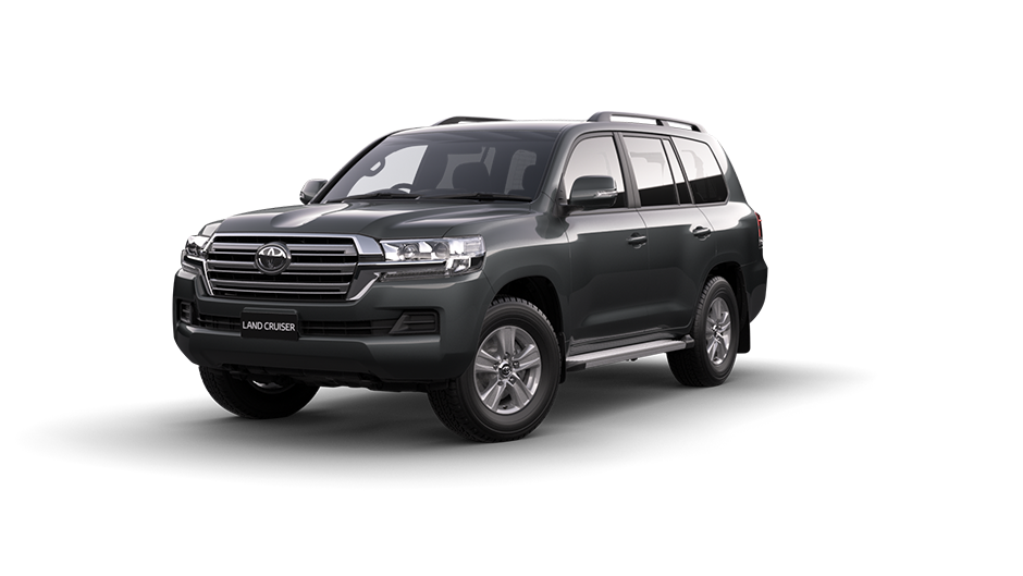 Toyota LandCruiser 200 GXL in Graphite
