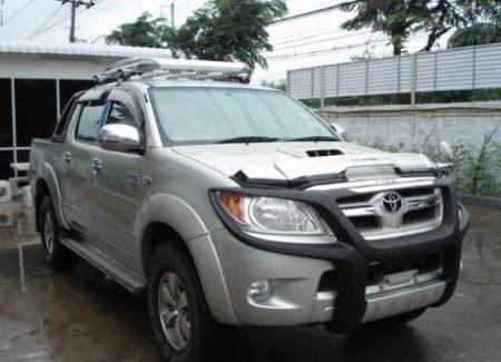new Toyota Hilux Vigo Double Cab at Thailand's top and Singapore's best Toyota Hilux Vigo dealer Jim Autos Thailand