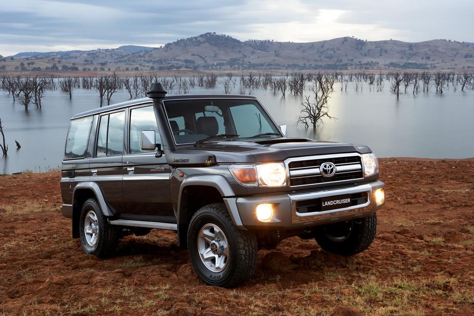 Toyota Land Cruiser 70 - Singapore Car Exporter Importer