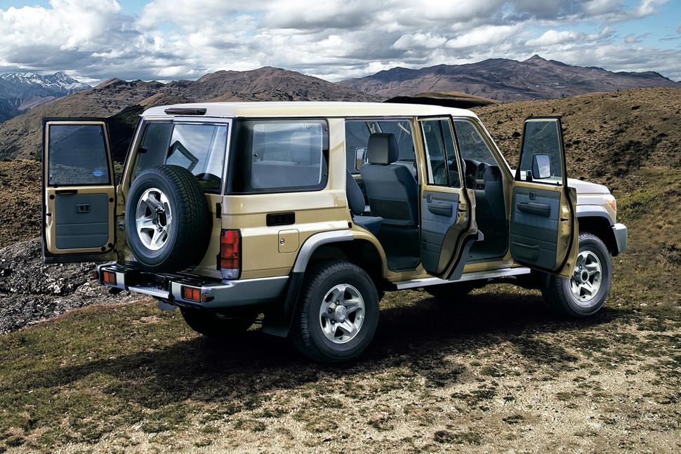 Toyota Land Cruiser 70 Wagon | 2018 Cars Models